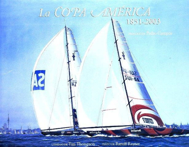 LA 1851 - 2003 COPA AMERICA