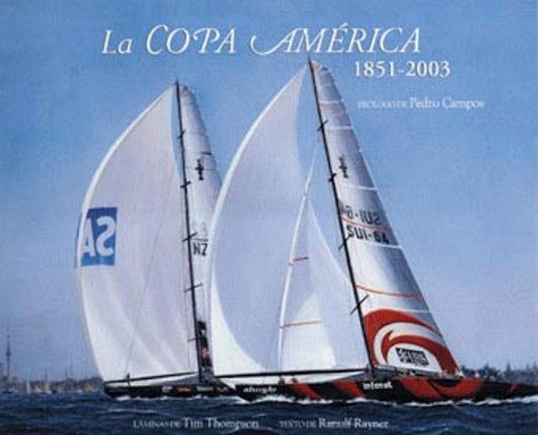 LA COPA AMERICA 1851-2003 (+)