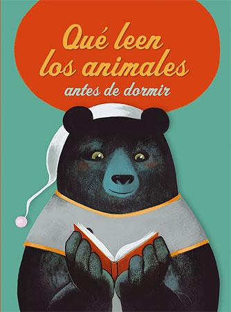 QUE LEEN LOS ANIMALES ANTES DE DORMIR