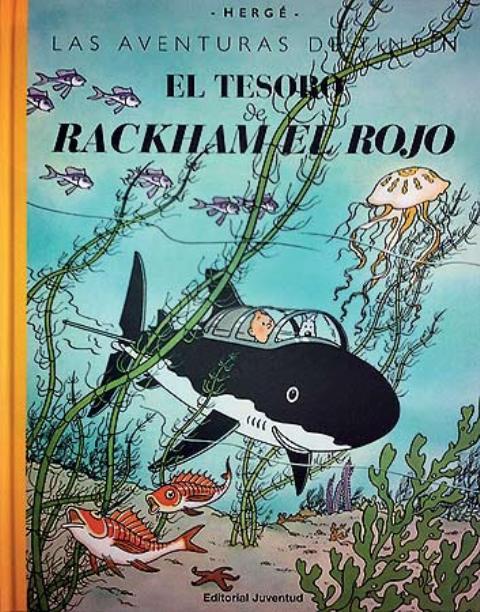 EL TESORO DE RACKHAM EL ROJO - GRAN FORMATO