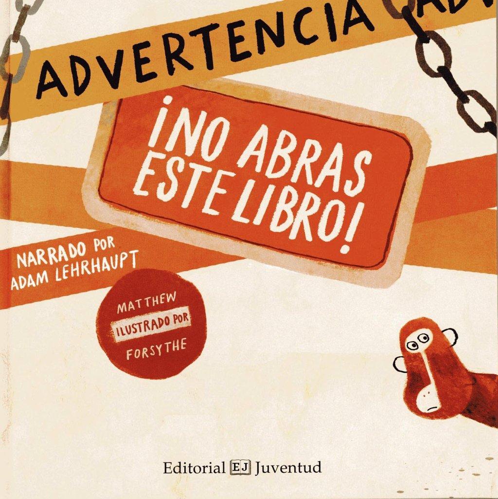 ADVERTENCIA NO ABRAS ESTE LIBRO !