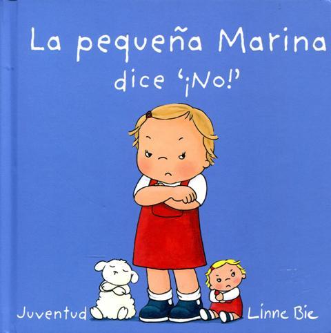 LA PEQUEÑA MARINA DICE NO !