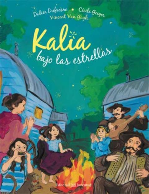 KALIA , BAJO LAS ESTRELLAS