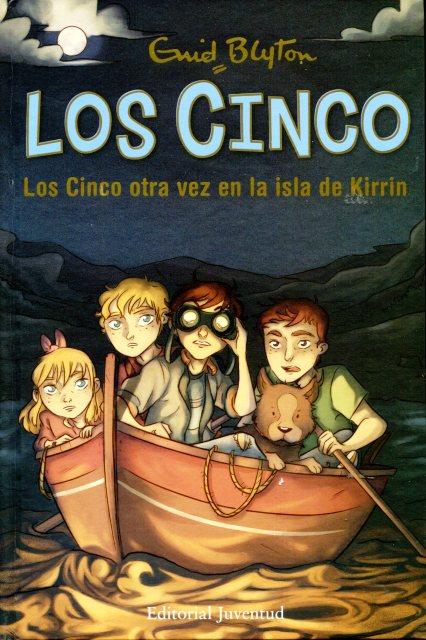 LOS CINCO OTRA VEZ EN LA ISLA DE KIRRIN (6) (TD)