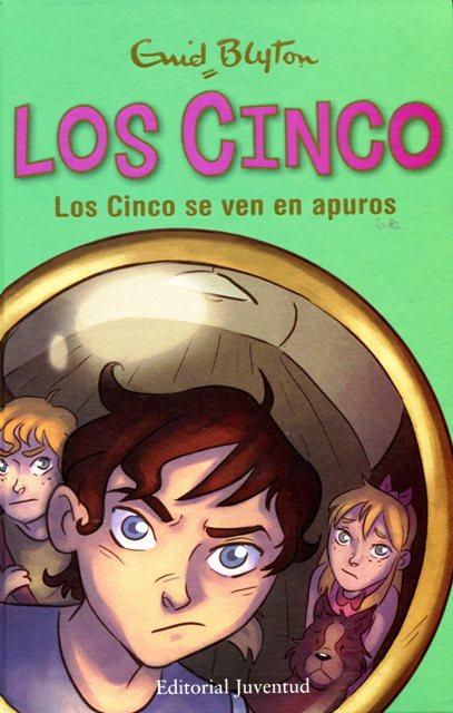 LOS CINCO SE VEN EN APUROS (8) (TD)