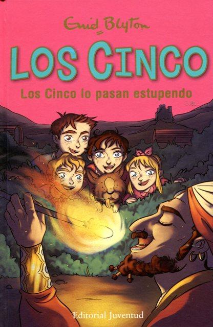 LOS CINCO LO PASAN ESTUPENDO (11) (TD)