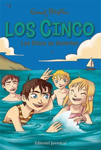 LOS CINCO SE DIVIERTEN (14) (TD)