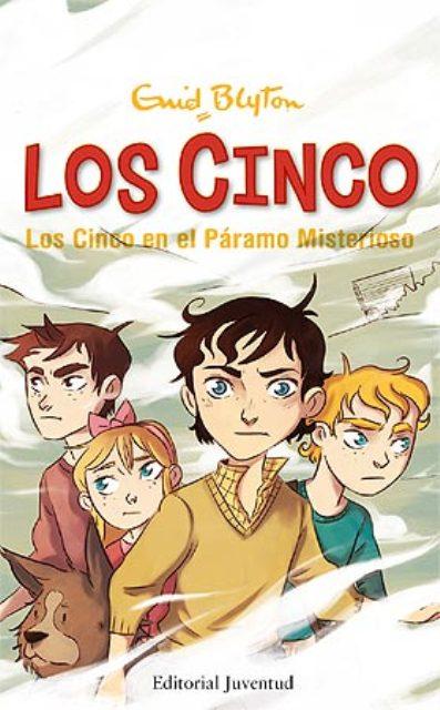 LOS CINCO EN EL PARAMO MISTERIOSO (13) (TD)