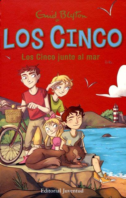 LOS CINCO JUNTO AL MAR (12) (TD)