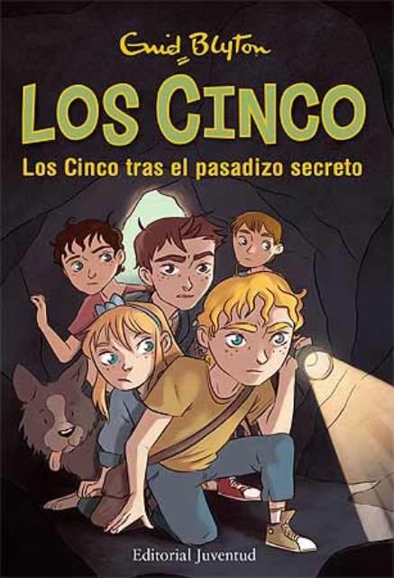 LOS CINCO TRAS EL PASADIZO SECRETO (15) (TD)