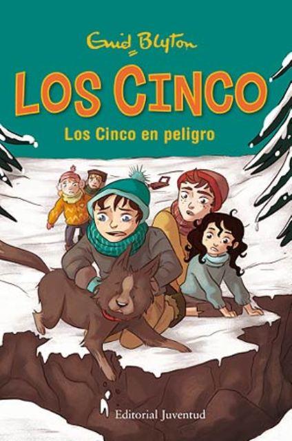 LOS CINCO EN PELIGRO (17) (TD)