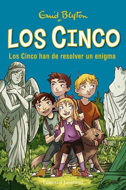 LOS CINCO HAN DE RESOLVER UN ENIGMA (20) (TD)