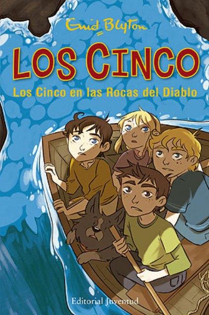 LOS CINCO EN LAS ROCAS DEL DIABLO (19) (TD)