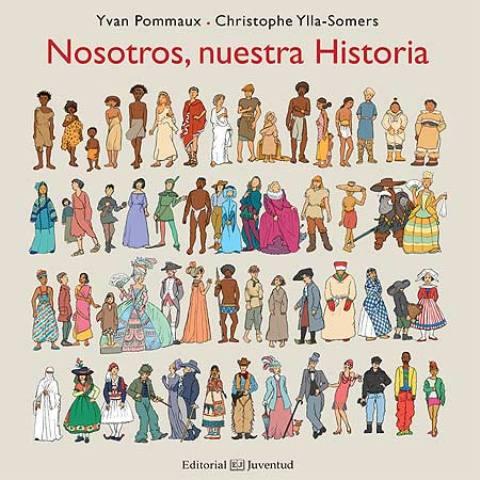 NOSOTROS , NUESTRA HISTORIA