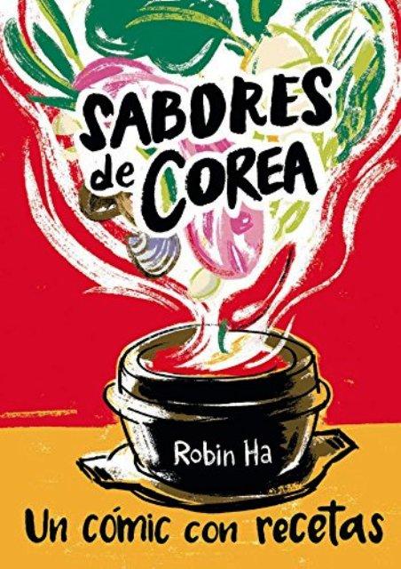 SABORES DE COREA - UN COMIC CON RECETAS