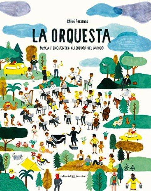 LA ORQUESTA - BUSCA Y ENCUENTRA ALREDEDOR DEL MUNDO