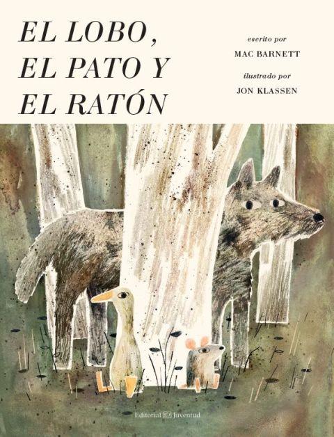 EL PATO Y EL RATON EL LOBO