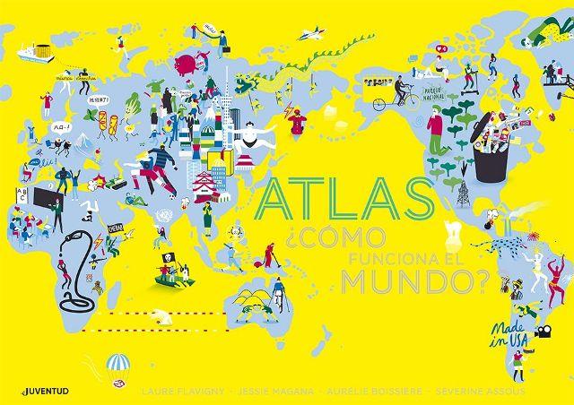 ATLAS : COMO FUNCIONA EL MUNDO ?