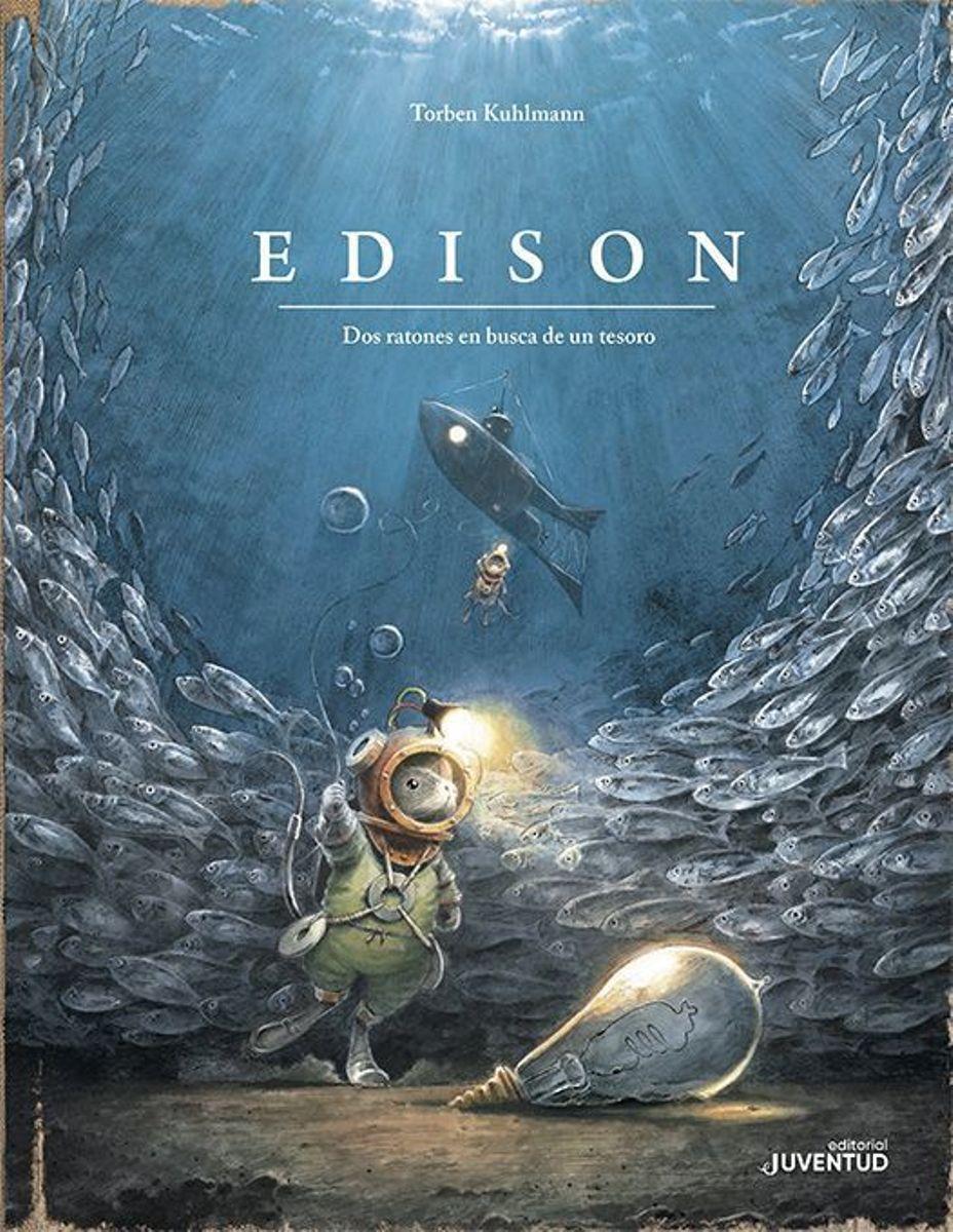 EDISON . DOS RATONES EN BUSCA DE UN TESORO