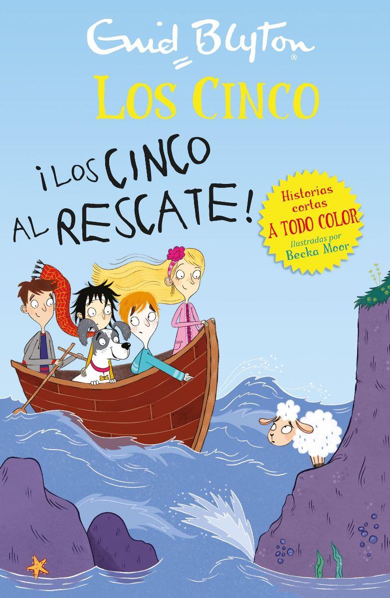 LOS CINCO AL RESCATE! . LOS CINCO (RUST.)