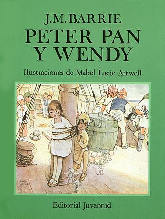 PETER PAN (LUJO) Y WENDY