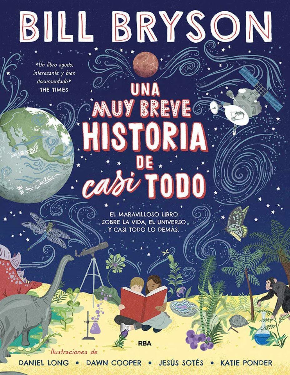 UNA BREVE HISTORIA DE CASI TODO (T.D.)