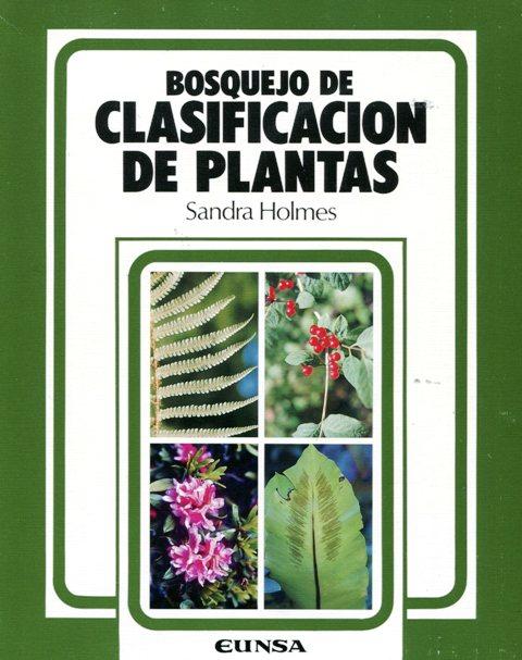 BOSQUEJO DE CLASIFICACION DE PLANTAS