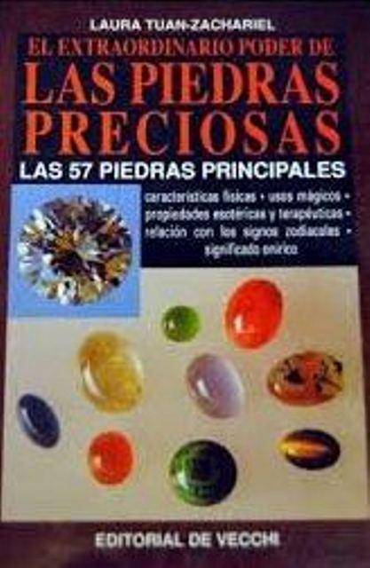 LAS PIEDRAS PRECIOSAS EL EXTRAORDINARIO PODER DE