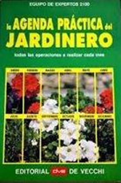 AGENDA PRACTICA DEL JARDINERO