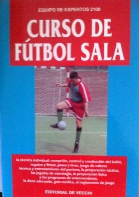 CURSO DE FUTBOL SALA
