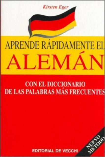 EL ALEMAN - APRENDE RAPIDAMENTE