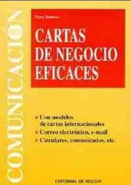CARTAS DE NEGOCIO EFICACES
