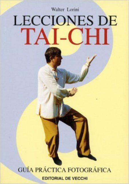 TAI - CHI LECCIONES DE