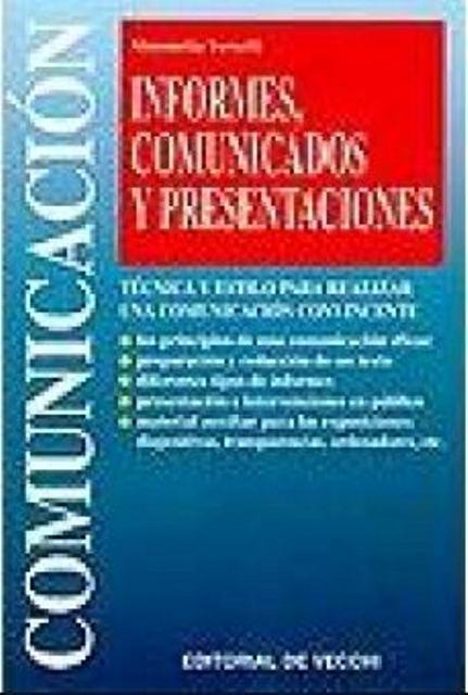 INFORMES , COMUNICADOS Y PRESENTACIONES