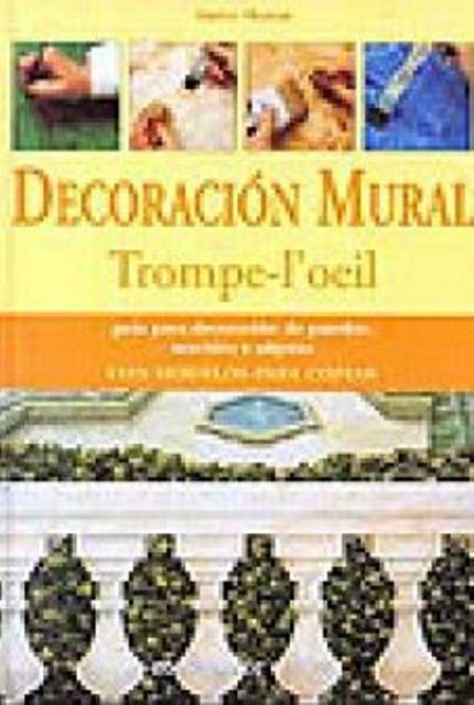 DECORACION MURAL TROMPE-I`OEIL
