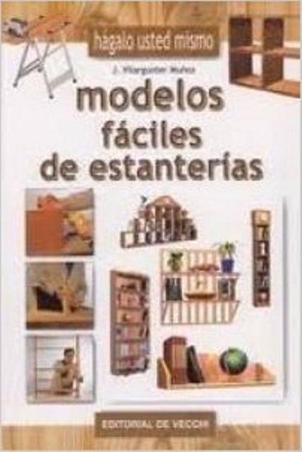 MODELOS FACILES DE ESTANTERIAS