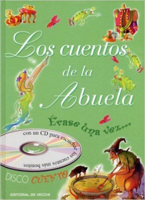 LOS CUENTOS DE LA ABUELA C/CD