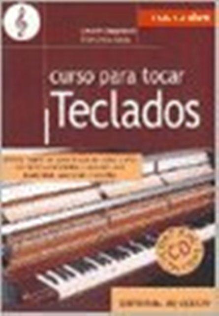 TECLADOS CURSO PARA TOCAR C/CD