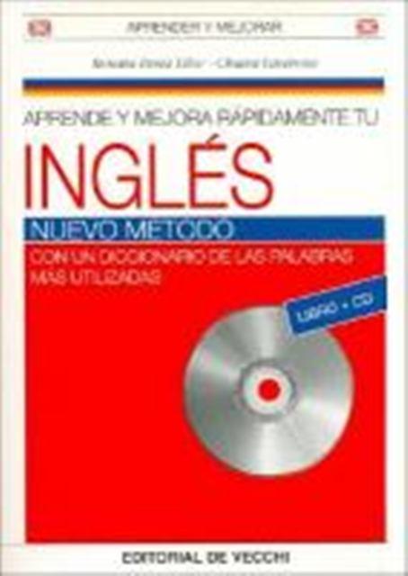 INGLES APRENDE RAPIDAMENTE (L + CD)