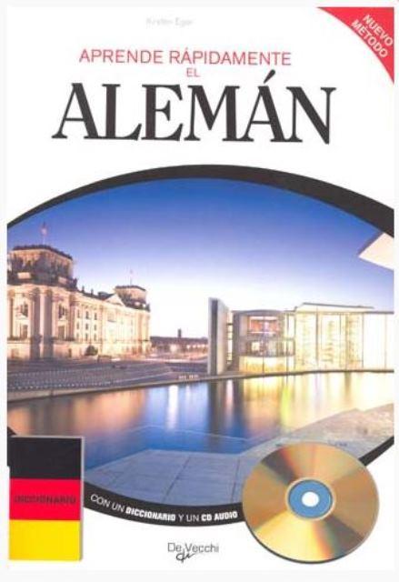ALEMAN APRENDE RAPIDAMENTE (L + CD)