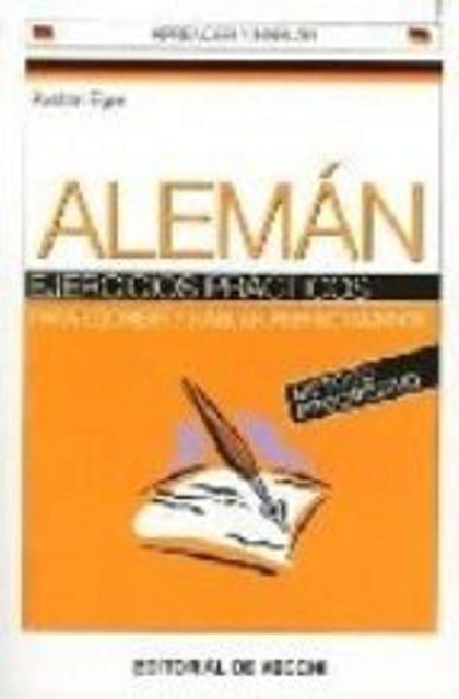 ALEMAN . EJERCICIOS PRACTICOS
