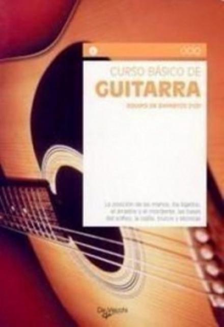 GUITARRA - CURSO BASICO