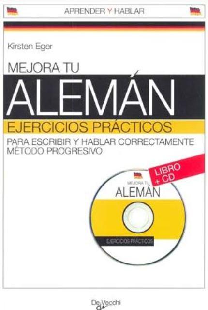 ALEMAN . EJERCICIOS PRACTICOS (LIBRO + CD) MEJORA TU