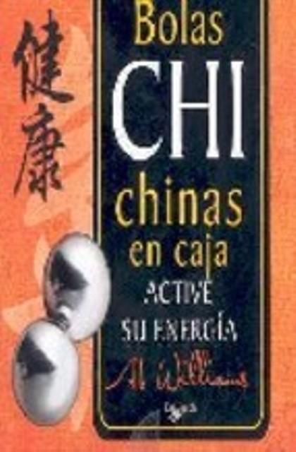 BOLAS CHINAS EN CAJA. ACTIVE SU ENERGIA CHI