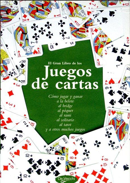 JUEGOS DE CARTAS EL GRAN LIBRO DE LOS
