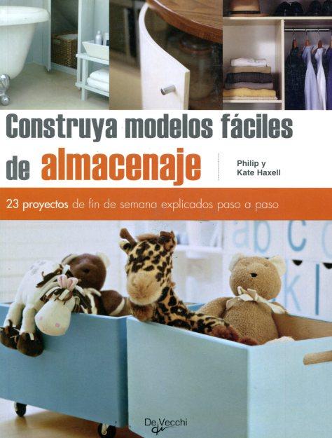 ALMACENAJE ,CONSTRUYA MODELOS FÁCILES DE