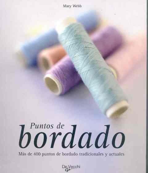 BORDADO PUNTOS DE