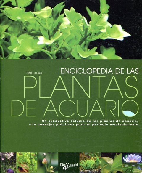 PLANTAS DE ACUARIO ENCICLOPEDIA DE LAS