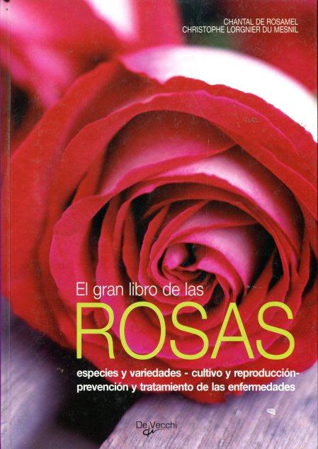EL GRAN LIBRO DE LAS ROSAS