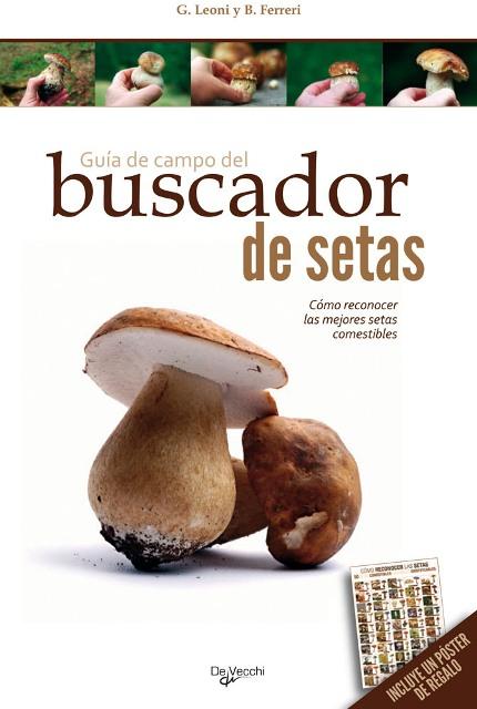 BUSCADOR DE SETAS GUIA DE CAMPO DEL
